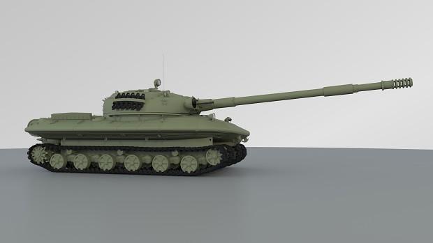 Object 279 Heavy Tank