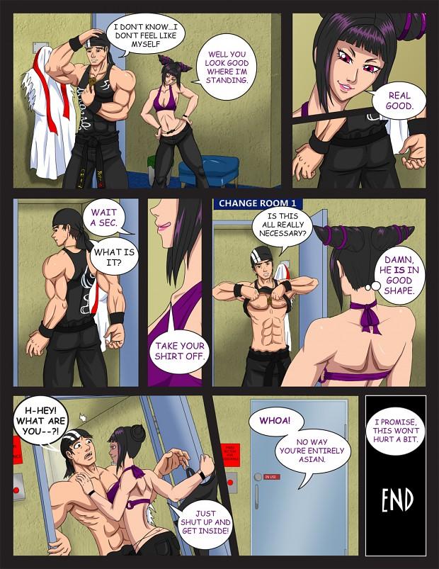 Ryu & Juri