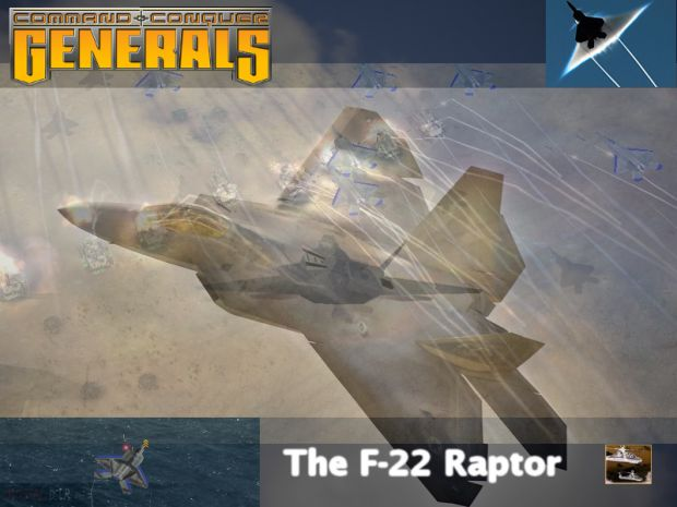 The F-22 Raptor