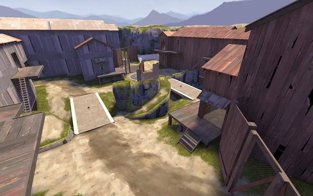 Team Fortress 2 - Beta - cp_slupin
