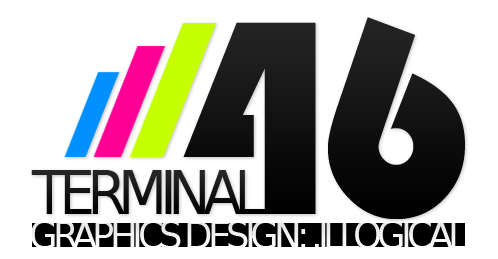 Terminal 46 Graphics Design