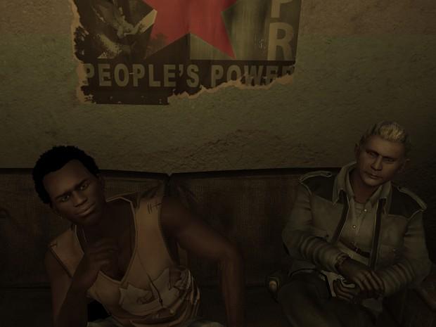 Far Cry 2 Lol moments