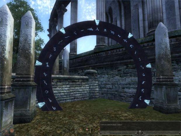 Inactive Oblivion Stargate