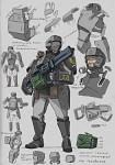 Kronshtadt's guardsman
