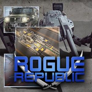 Rogue Republic promo image