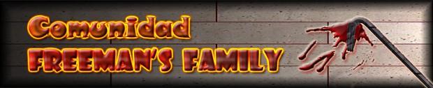 Banner Comunidad Freeman's Family