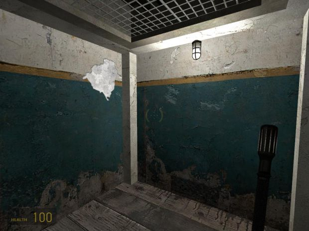 First Room in Hammer