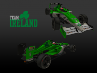 Race Department NGP Team Ireland livery, 2010
