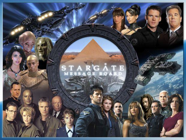 Stargate members