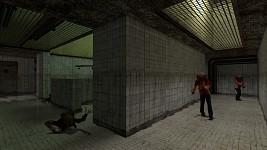zombie showers