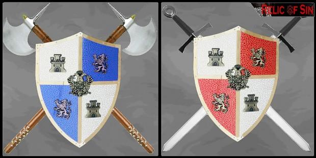 Shield sprites