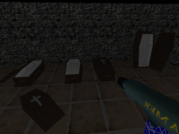 Coffins in game