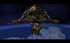 Daedalus against Space Station