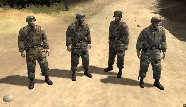 Fallschirmjagers