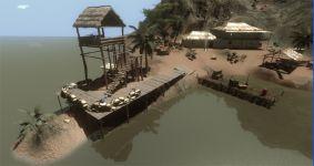 Modern Pirates Ammo Island