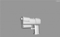 WIP weapons