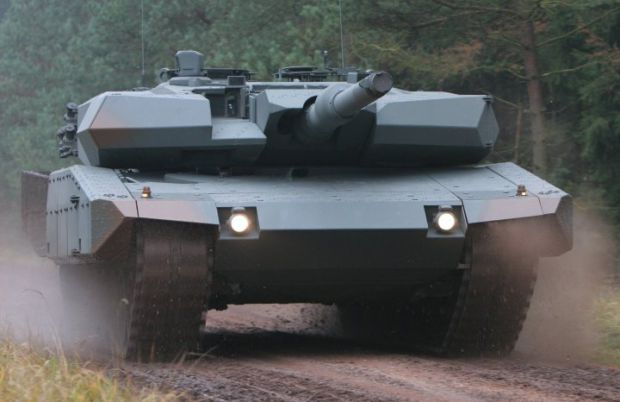 Leopard 2A4 Evolution