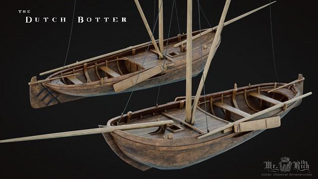 Old Dutch Botter