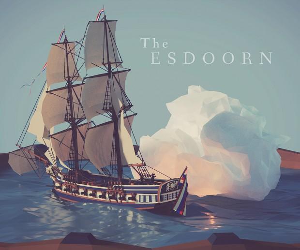 The Esdoorn, Dutch Brig