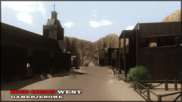 Red Dead West - Farcry 2 Map