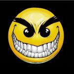 evil-smiley :D
