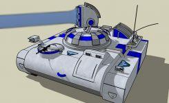 Allied Prism Tank