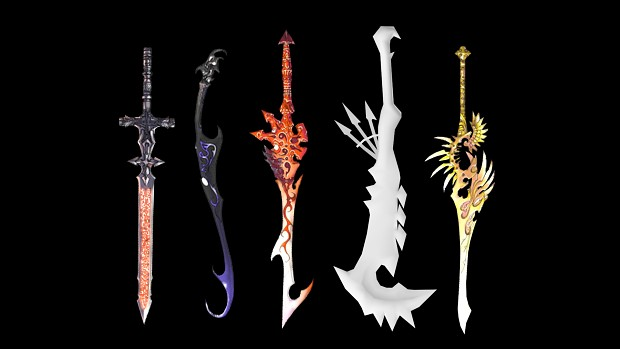 The Sword Collection