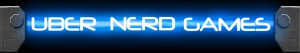 UberNerdGames Website Header
