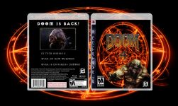 Doom 4 Ps3 Cover Concept
