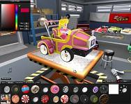 Zero Gear - Peach's Kart