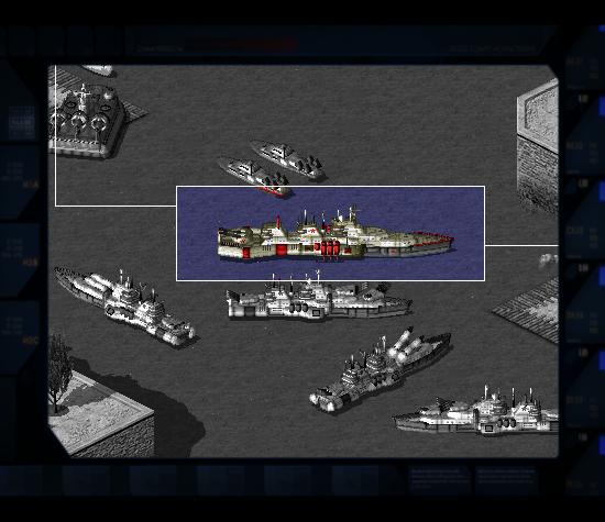 Soviet Command Ship