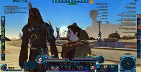 Me & my Wookiee B***h SWTOR