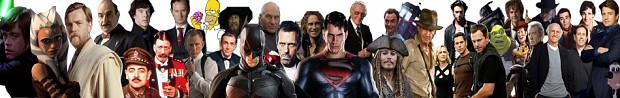 Fandom banner upgraded. How many can you name?