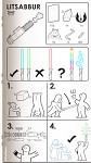 Ikea Litsabbur (Lightsaber)