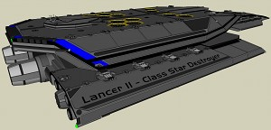 Lancer - Class Star Destroyer Mark II