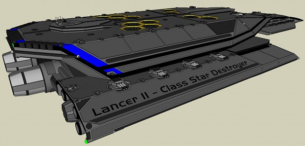 Lancer - Class Star Destroyer Mark II