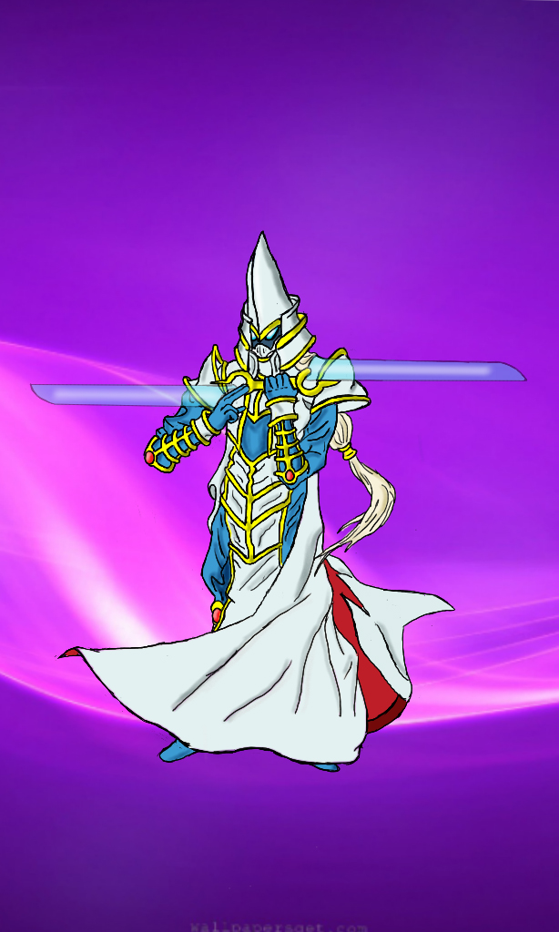 "mystic swordsman ""my edition XD"""
