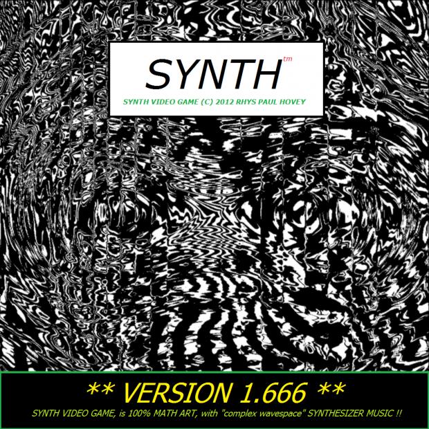 SYNTH v1.666 phantom surface