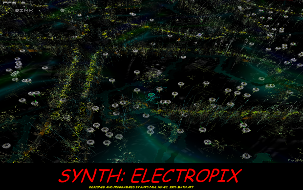 SYNTH video game screenshots 2010