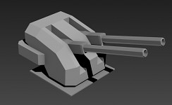 Autocannon / Turret whatever
