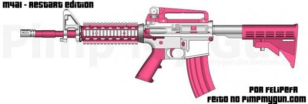 M4A1 - Restart Edition