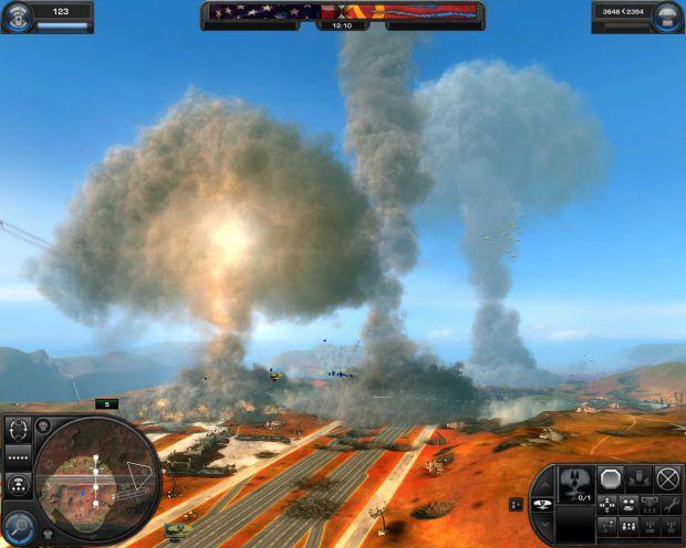 Three nukes. ;D