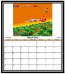 VGAR 2012 Calendar