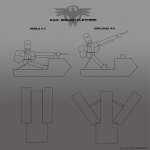 TI: Railgun Platform Deploy Idea