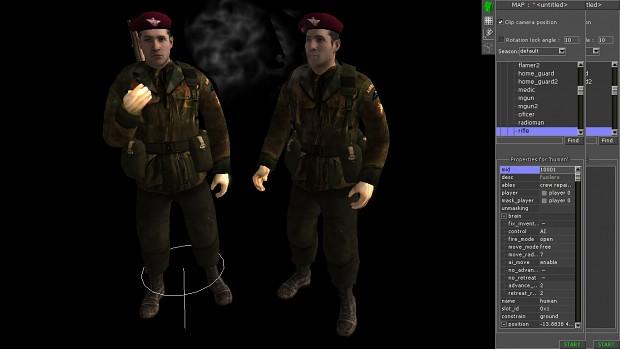 British airborne Operation Market Garden