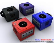 Nintendo Gamecube TF2 Intel Replacement