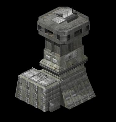 Random Tower
