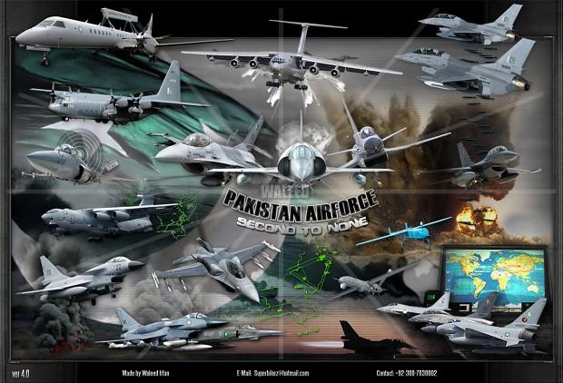 PAKISTANI AIR FORCE F*CK YEAH