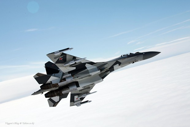 SU-35 with this camouflage is SEXY