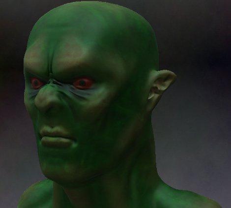 3D Artwork - Goblin